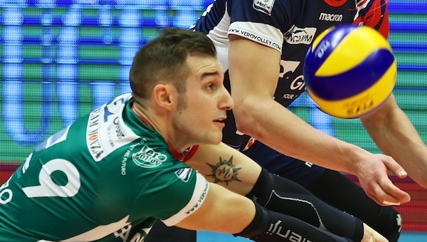 SUPERLEGA. Gi Group è finale play off Challenge: Padova ultimo traguardo per l'Europa