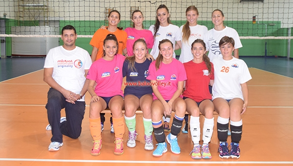 SECONDA DIVISIONE. Ripalta Cremasca, una stagione New (Volley) per centrare i play off