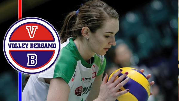 SERIE A1. Zanetti made in Usa con schiacciatrice la Megan Courtney