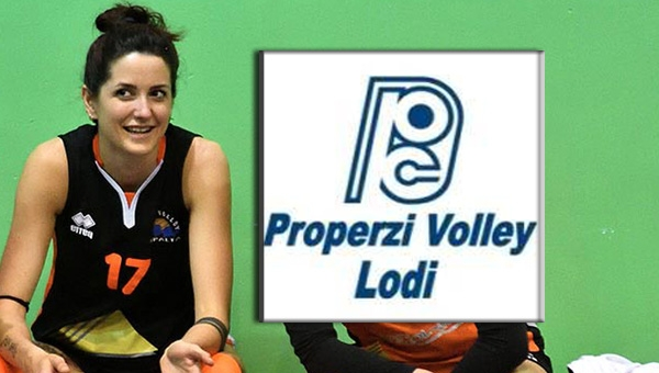 GIOVANILI. Lodi, Roberta Locatelli guiderà l'Under 14 del Volley 2000 Properzi
