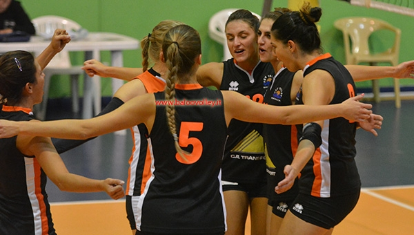 SERIE D-G. Cr Transport implacabile, Ripalta stende Medole in tre set. Knock out Dinamo e Pice