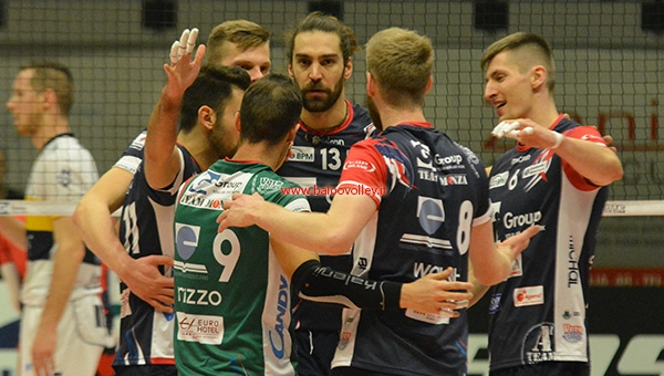 SUPERLEGA. Gi Group impegnato a Vibo Valentia dell'ex Verhees
