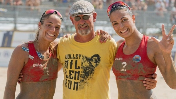 BEACH VOLLEY. Millenium, Michieletto-Lantignotti pronte per la Coppa Italia