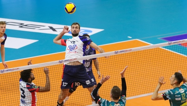 SUPERLEGA. Coppa Italia, sfida alla Lube per un posto in Final Four: il Vero Volley cerca l'impresa