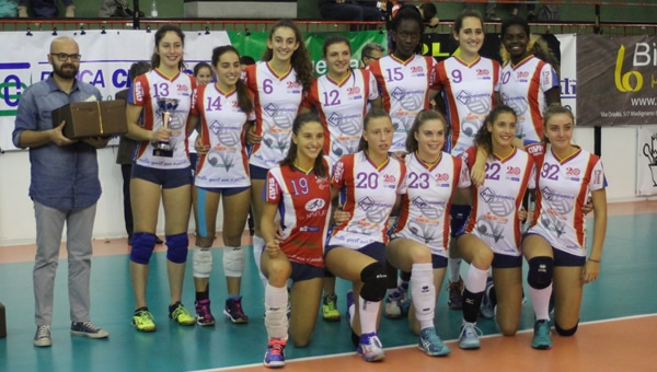 TROFEO TAVERNA. Under 18, memorial Scali-Ginelli ad altissimo livello