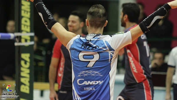 SCATTI SUL TARAFLEX. SuperLega, Vero Volley-Sora