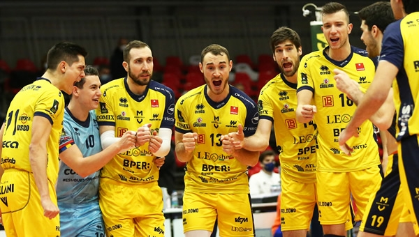 SUPERLEGA. Leo Shoes, Modena supera la Gas Sales nel derby emiliano