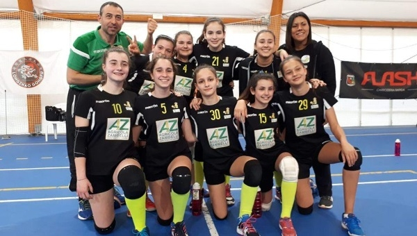 VIVAI. AZ Young Volley, al via la stagione in gialloverde