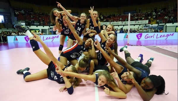GIRL LEAGUE. Volleyrò Casal de' Pazzi conquista il primo posto, superata il Vero Volley