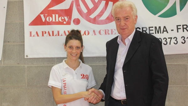 GIOVANILI. Volley 2.0, Sara Cinquanta nominata supervisor dal minivolley all'Under 16