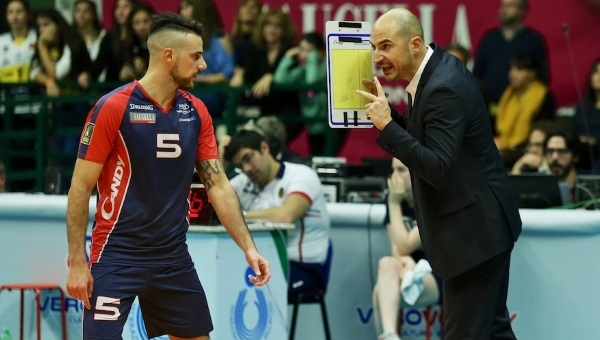 SUPERLEGA. Vero Volley il tour de force prende il via contro la Consar Ravenna