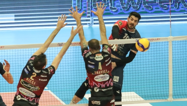 SUPERLEGA. Semifinali Play Off: domenica le sfide di Gara 3