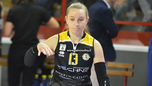 "SERIE A2. Millenium Brescia, Heat of the moment Patty Zampedri: ""A Cisterna sarà battaglia"""