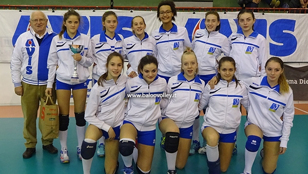 CREMA. Under 14, al Lemen Volley il quattordicesimo trofeo Avis. Fotogallery e video