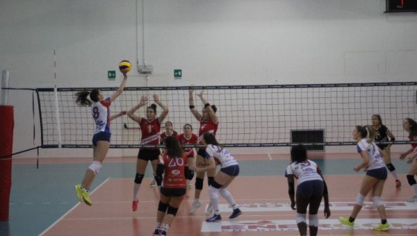 UNDER 18. Banca Cremasca eliminata, Futura Volley passa al PalaBertoni