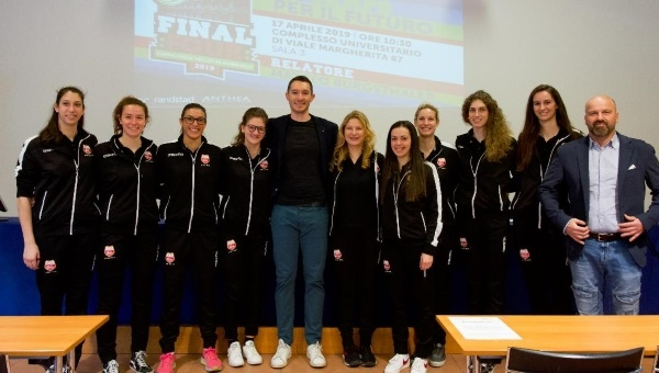 "EVENTI. Coppa Italia Final Four, workshop ""In Campo per il futuro"""