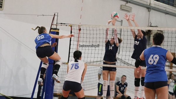 SCATTI SUL TARAFLEX. Seconda Divisione, Cma Pizzighettone-New Volley Vizzolo