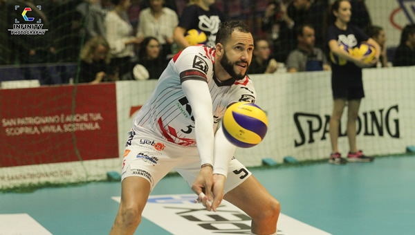 SCATTI SUL TARAFLEX. Superlega, Vero Volley Monza-Lube Civitanova Marche