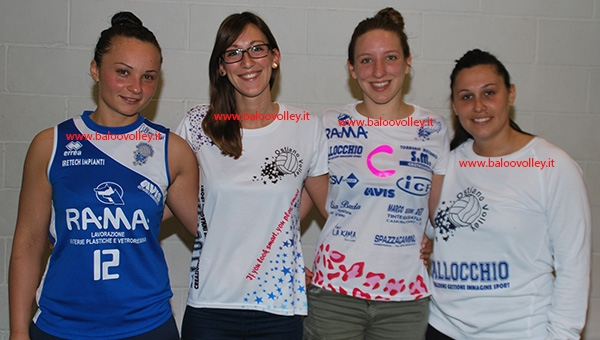 SERIE C. Ra.Ma. Ostiano: Decarli, Lassoued, Stringhi e Bassi le nuove (bad) blue girls