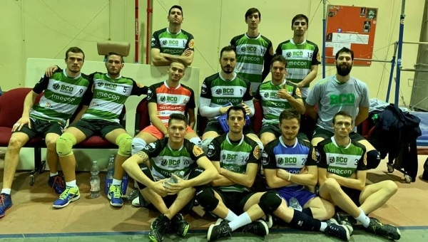 SERIE C MASCHILE. Imecon corsara sul campo del New Volley